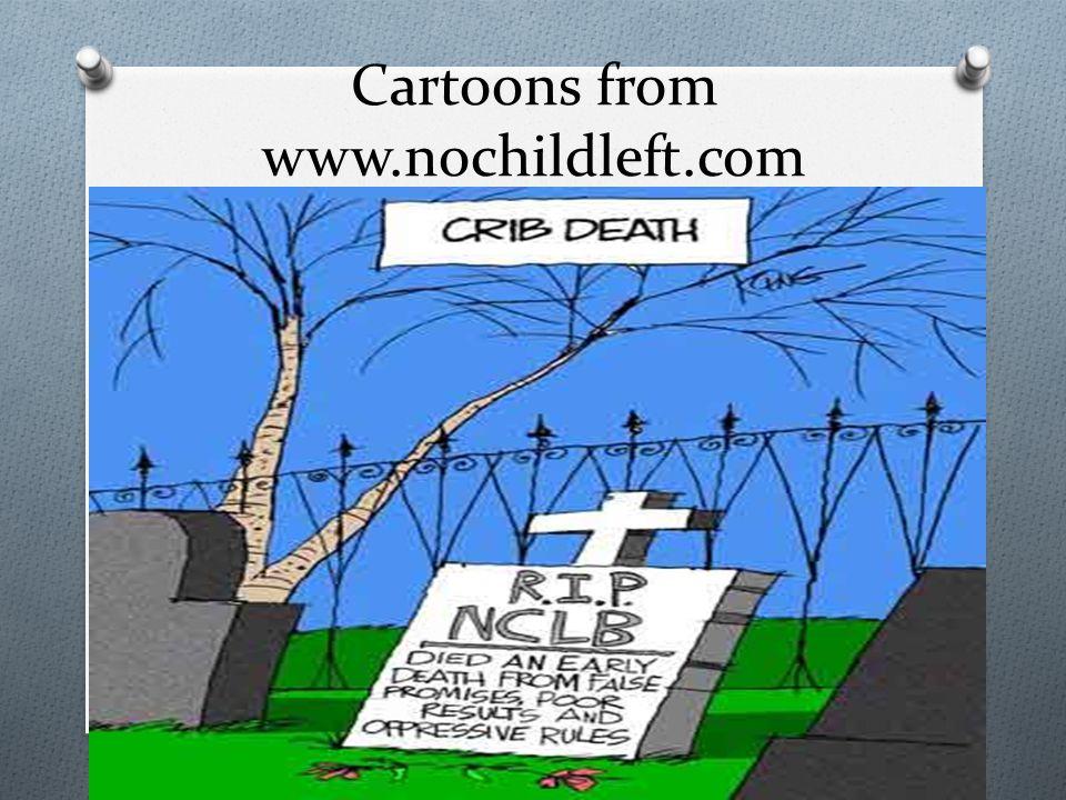 Cartoons from www.nochildleft.com