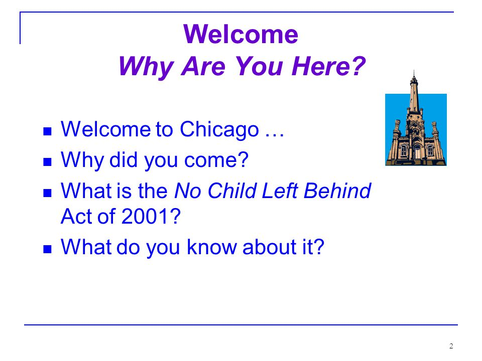 12 Illinois School Code State laws must change to meet the requirements and interpretations of NCLB.
