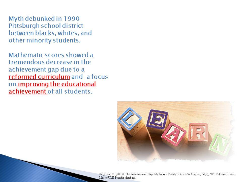 The National Assessment of Educational Progress.(2007).