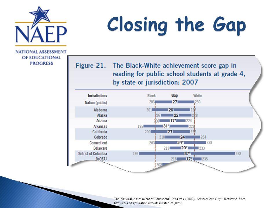The Prescription For Closing the Gap