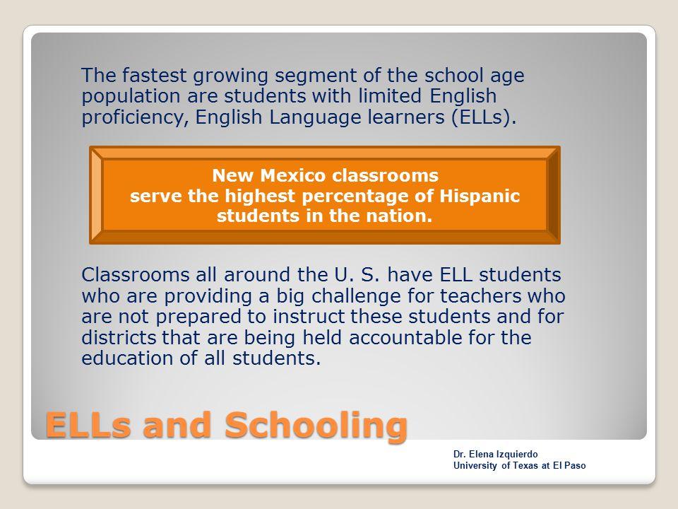 NM English Language Proficiency Standards - 5 THE NEW MEXICO PREK-12 ENGLISH LANGUAGE DEVELOPMENT (ELD) STANDARDS, 2009 EDITION 1.
