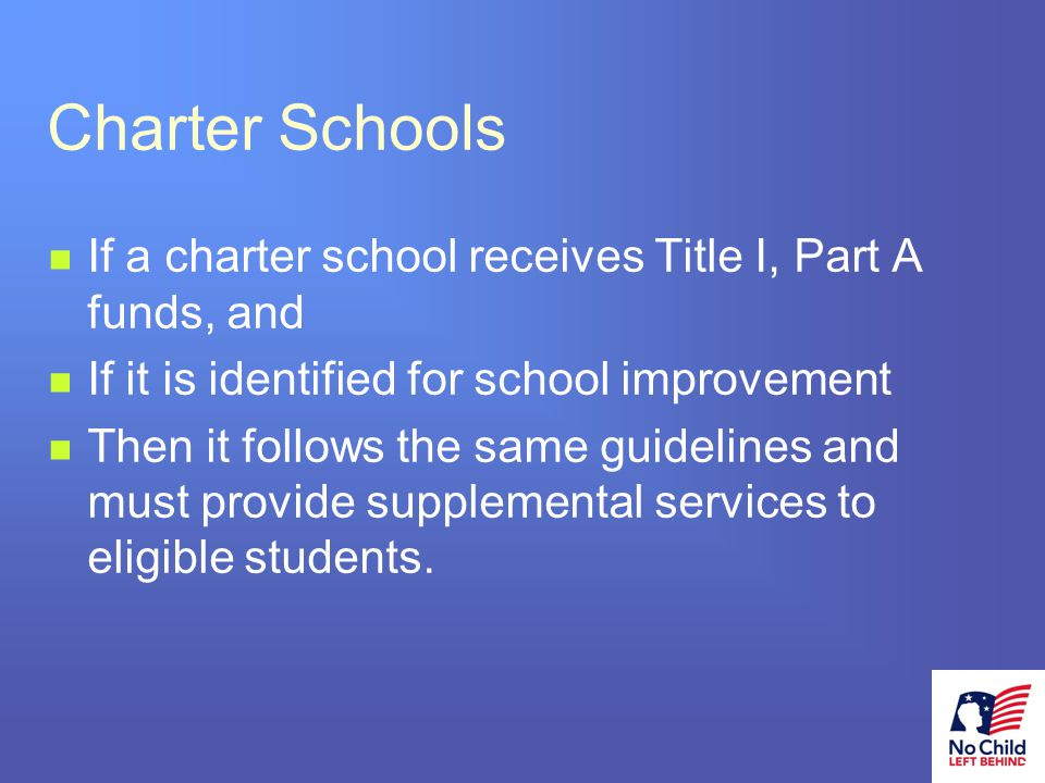 19 # Establishing priorities In some circumstances when more students request services than the school district can fund, the school district must place a priority on serving students who are the lowest achieving.