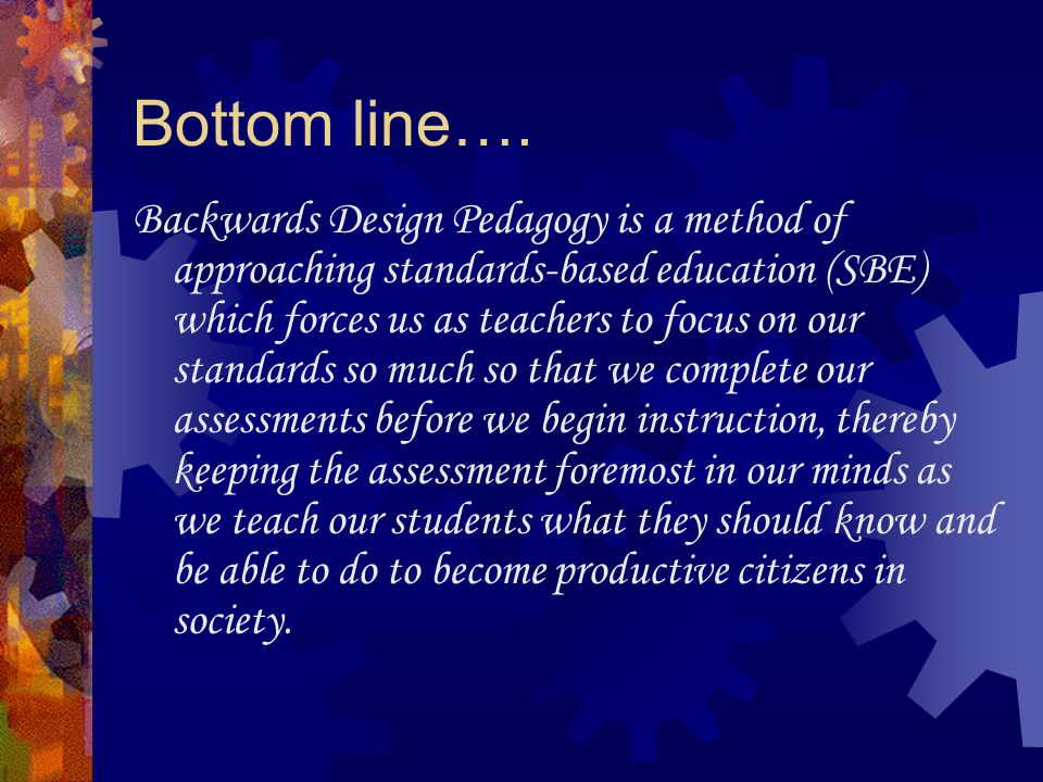 #8 Refine your 8-step Process Encourage teachers to be reflective practitioners.