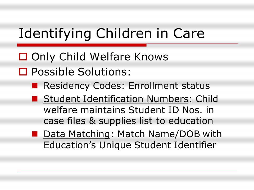 Child & Family Service Reviews 42 U.S.C.A.