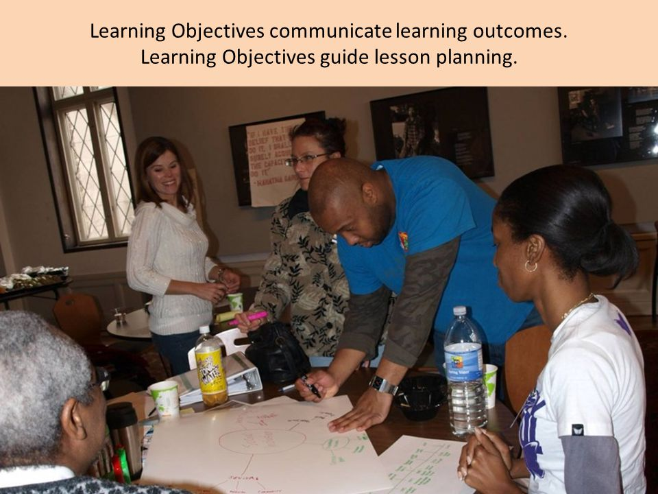 Learning Objectives should be Relevant/Result-oriented.