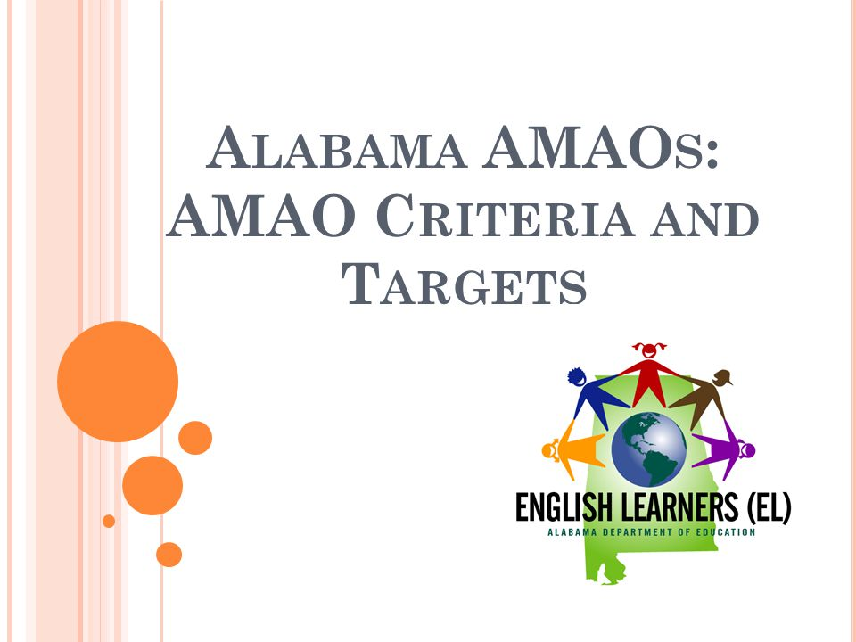 Alabama English Learners