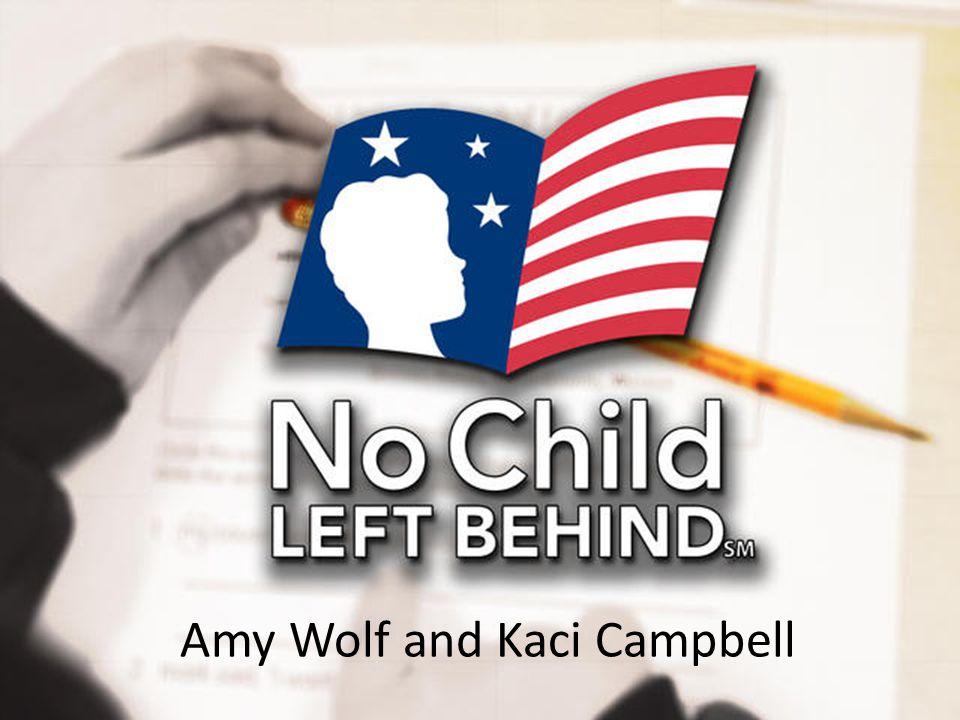 Amy Wolf and Kaci Campbell
