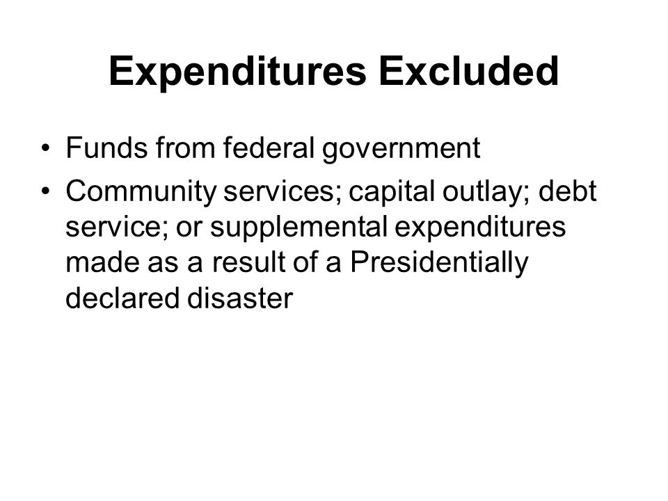 Can Title I $ be used for basic operational expenses.