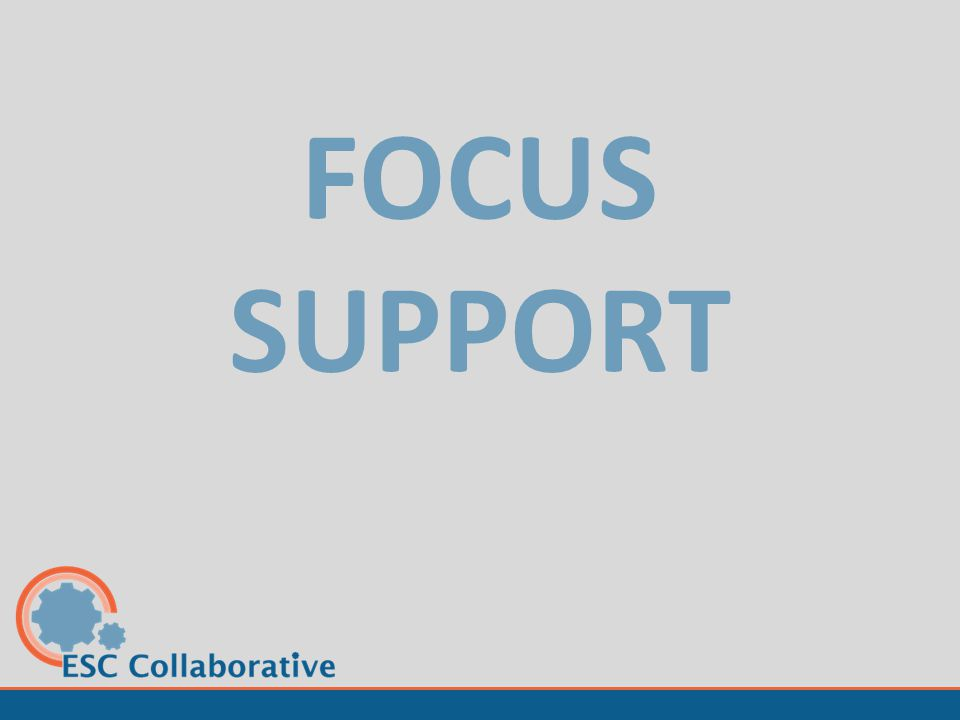 FOCUS SUPPORT