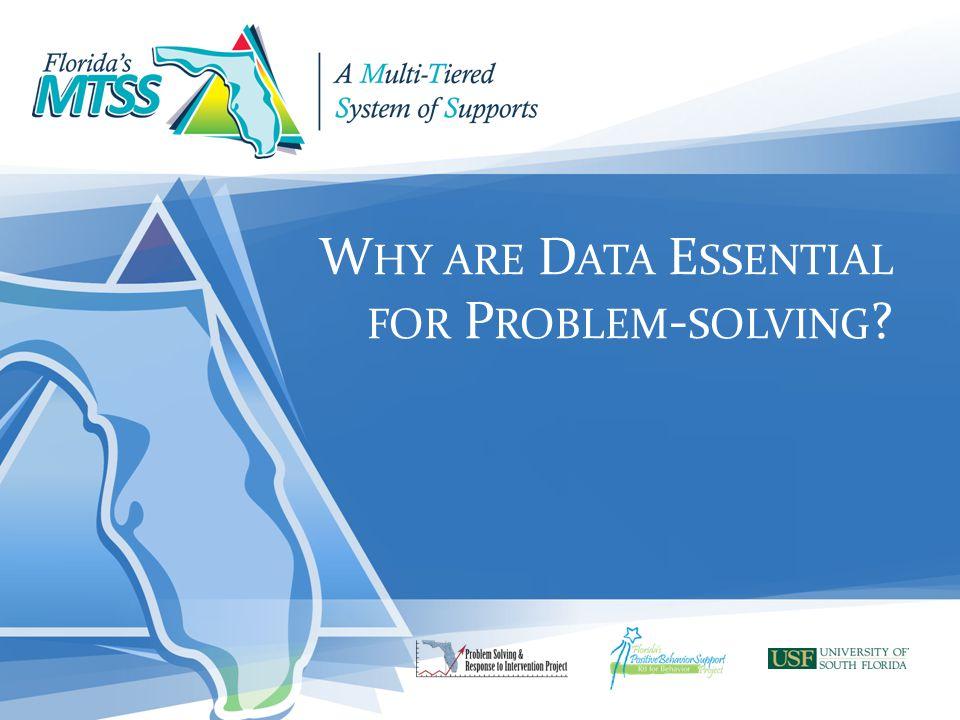 Step 2: Problem Analysis – Tier 1 1.