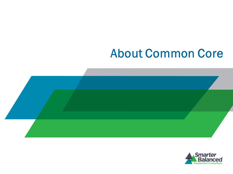 About Common Core