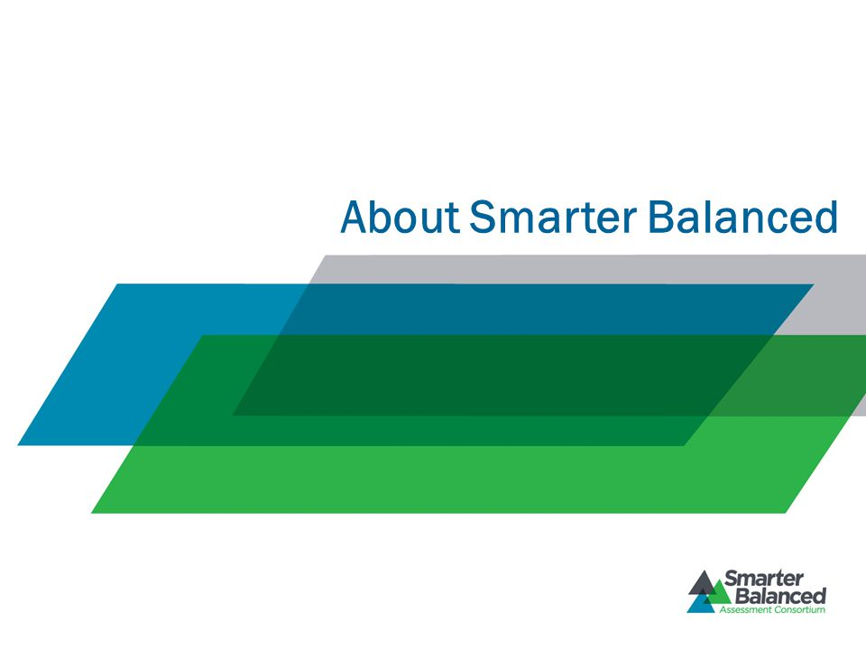 About Smarter Balanced