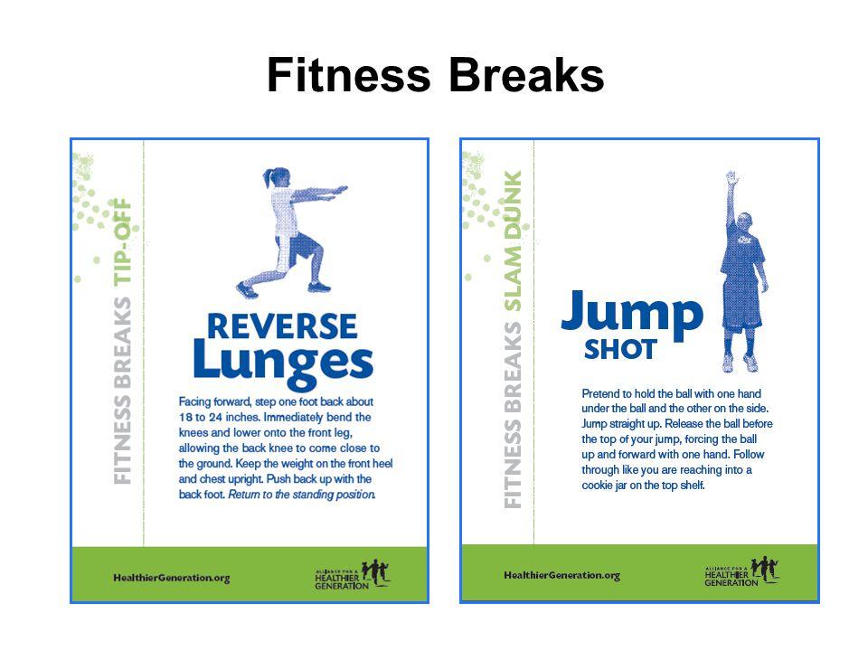 Fitness Breaks