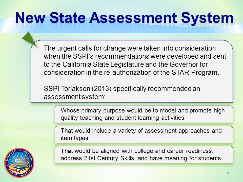 59 Check your understanding of the ideas in Unit 2: Describe the components of the Smarter Balanced assessment system.
