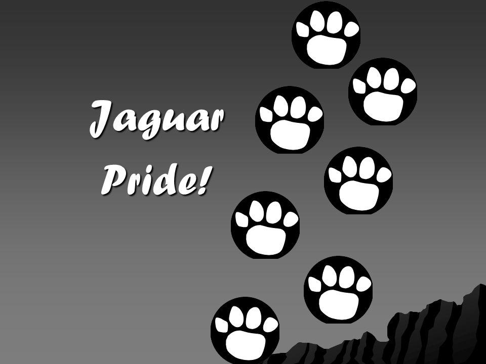 Jaguar Pride!