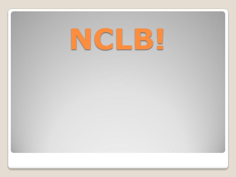 NCLB!