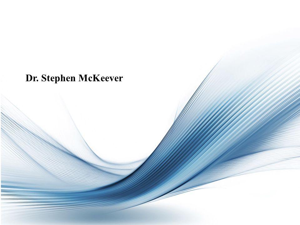 Dr. Stephen McKeever