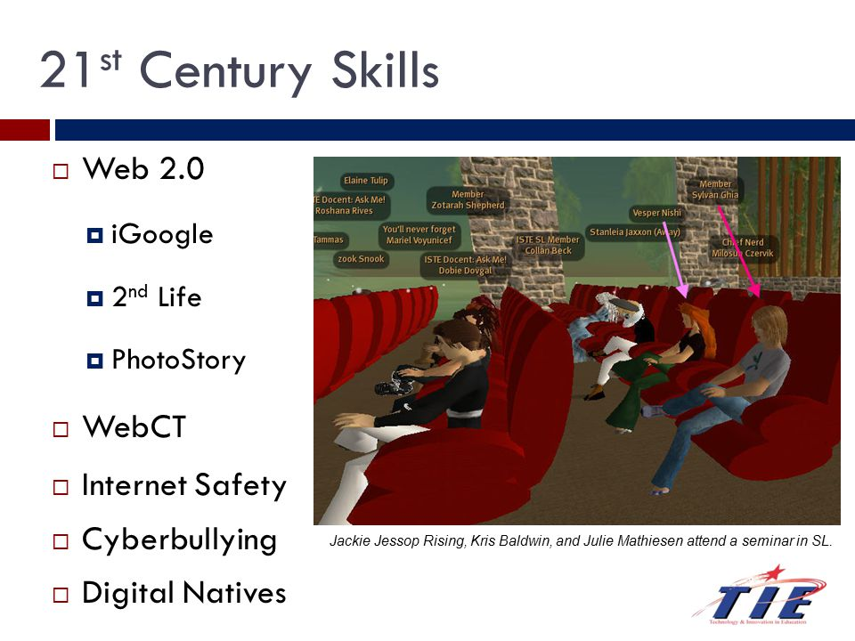 Technology in NCLB To improve student academic achievement through the use of technology in elementary schools and secondary schools.