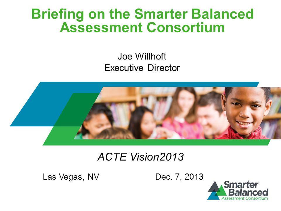 Smarter Balanced Assessment System Overview