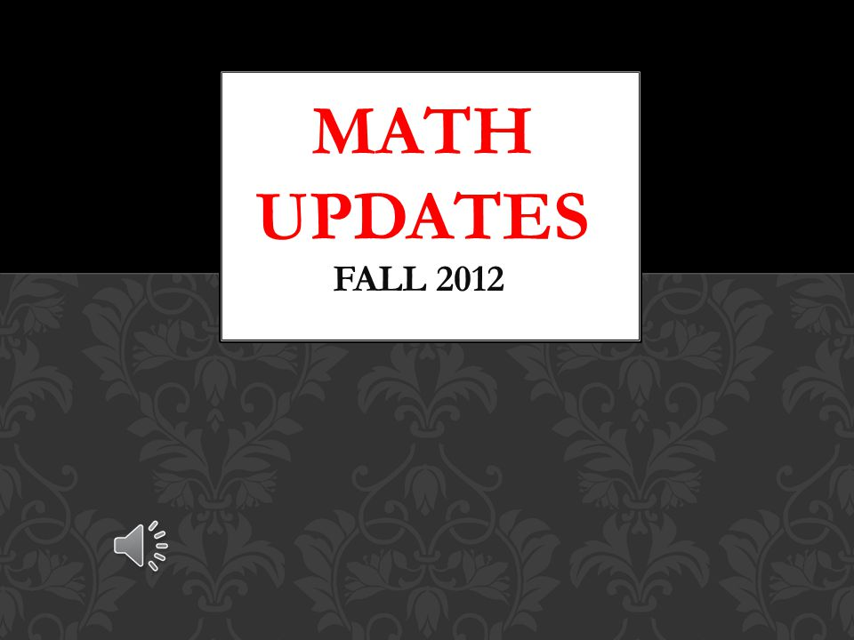 High School Cross-District Meetings This Year Friday, August 10, 2012 Curriculum Kickoff Grades 6-12 Jointly 1:00 pm-3:00 pm Wednesday, October 17, 2012 Program of Studies Discussion and Course Changes.