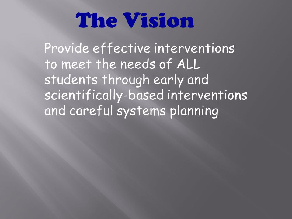 """5. I believe our expectations for student performance should be dependent upon a student's response to intervention, not on the basis of a """"score"""" tha"""