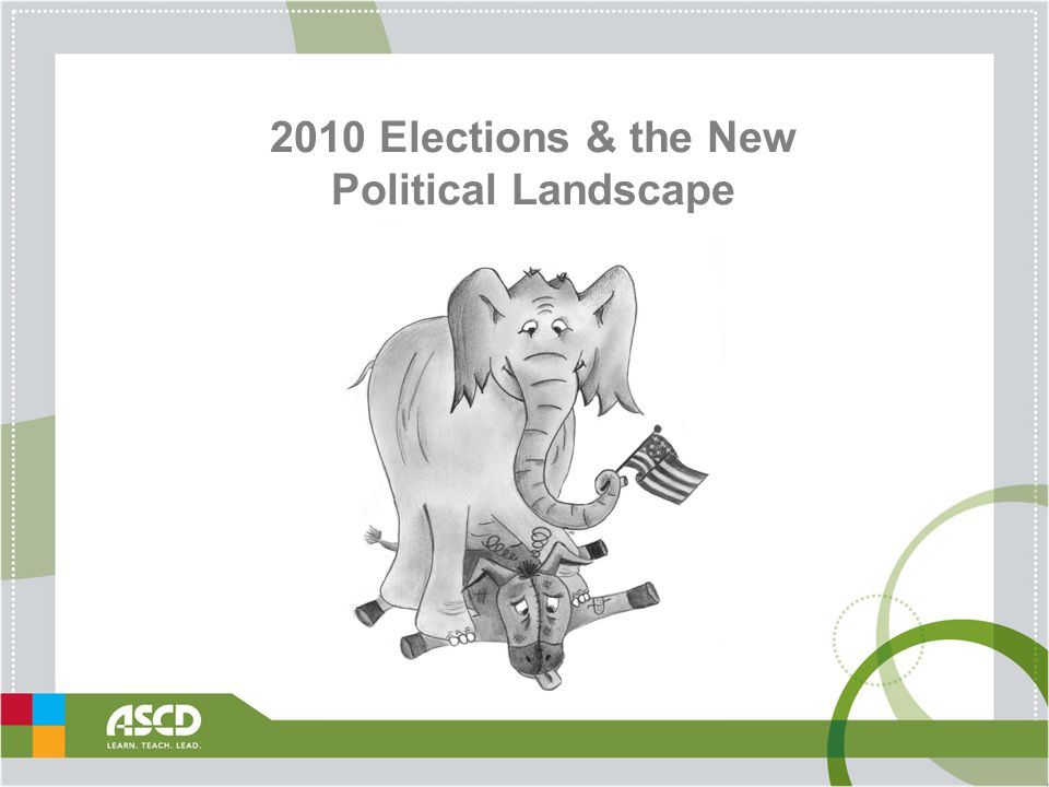 2010 Elections & the New Political Landscape