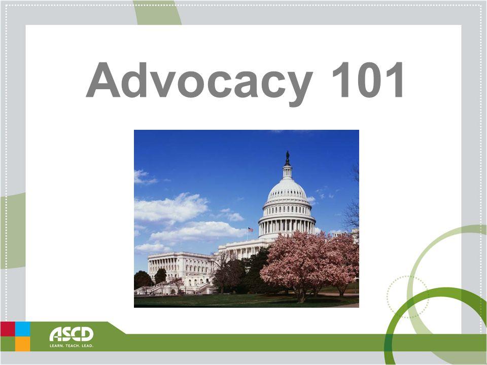 Advocacy 101