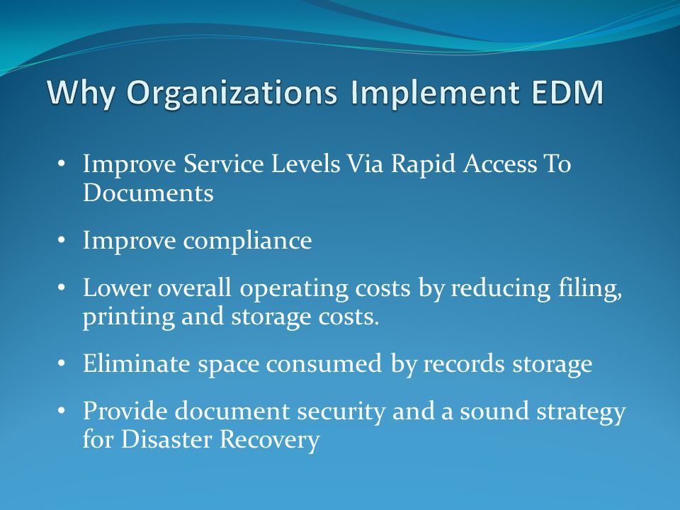 Developing Strategies for Effective Enterprise Document Management Systems