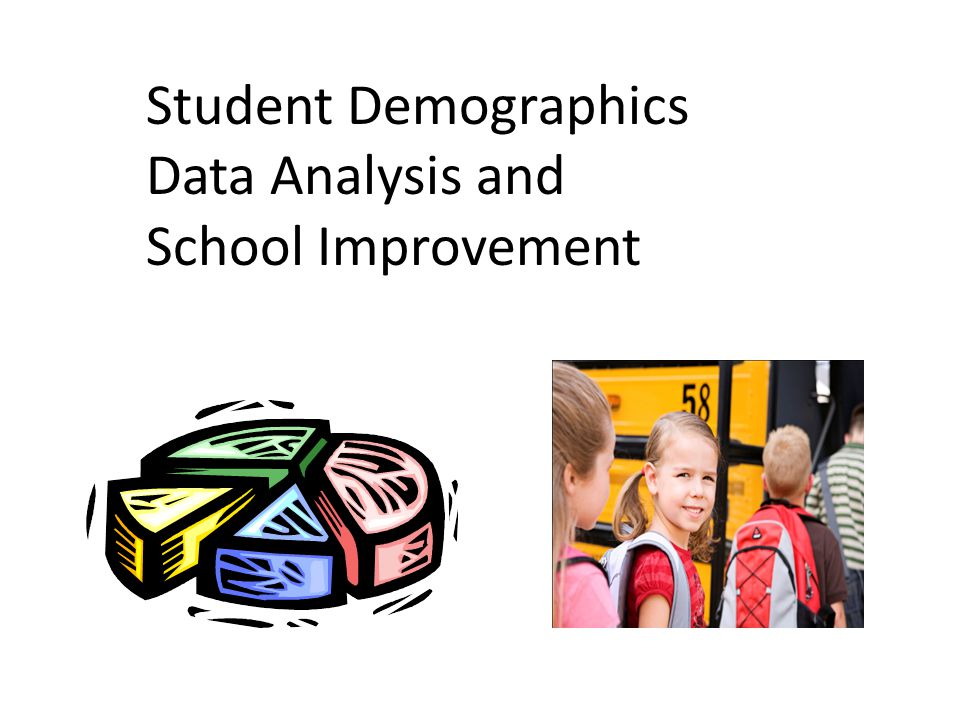 Student Demographics Data Analysis and School Improvement