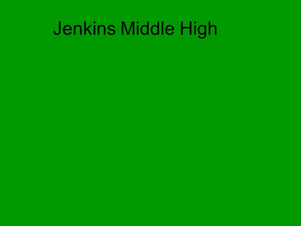 Jenkins Middle High