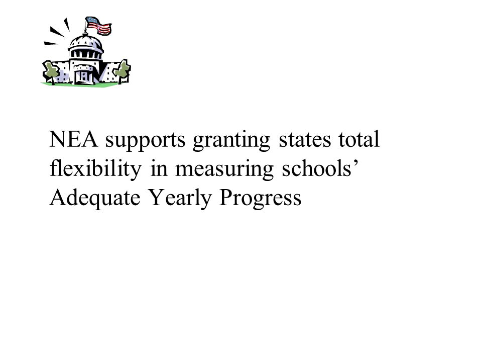 NEA supports limiting the definition of highly qualified teacher to include only those teachers who have achieved full licensure/certification under state standards