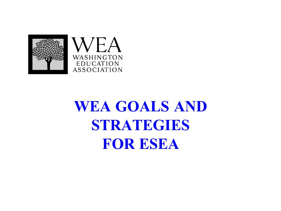 NEA supports ensuring paraprofessionals the training they need to meet new quality standards by requiring states and local school districts to full fund the costs, using federal Title I funds and other funding sources.
