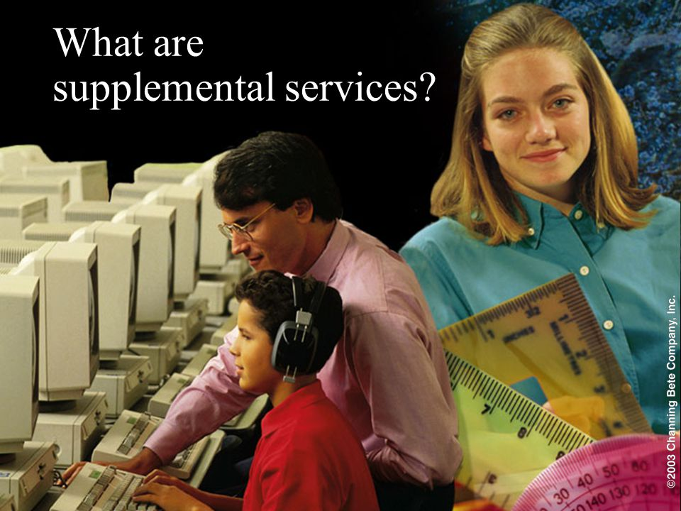 What are supplemental services