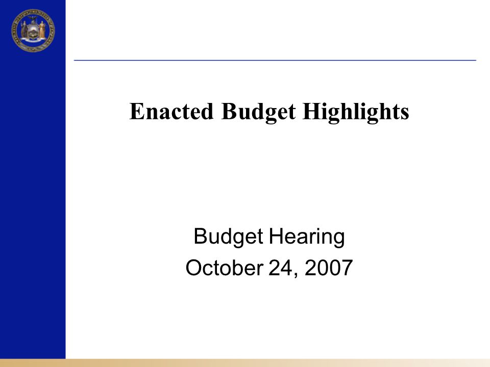 2 The 2007-08 Education Budget provided an unprecedented increase of $1.8 billion of new funds.