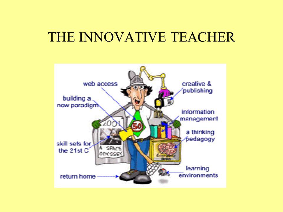 THE INNOVATIVE TEACHER