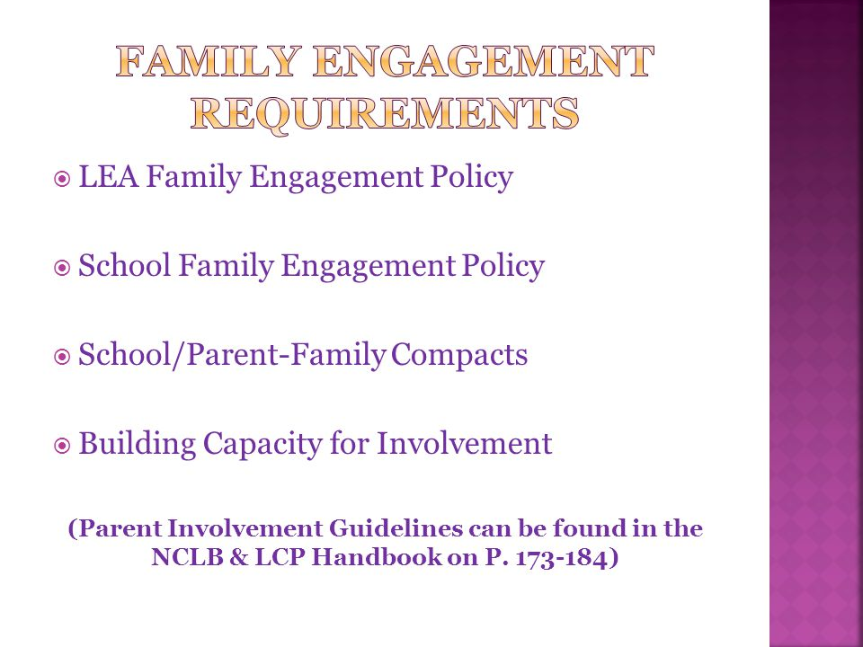  KPIRC  Federally funded resource center  Working on a toolkit on the key points of Family Engagement and how to increase Family Engagement in schools  www.kpirc.org  1-866-711-6711 (toll free)  (785) 783-2975 (local)  Federal PIRC » http://www.ed.gov/programs/pirc/index.html