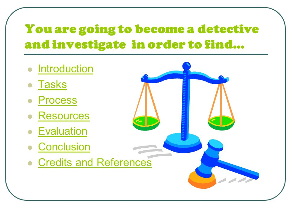 Introduction You are going to be a detective for Cambridge Bureau of Investigation (C.B.I.) and discover how universal design effects your school and what types of adaptive technologies are useful for learner differences within your school.