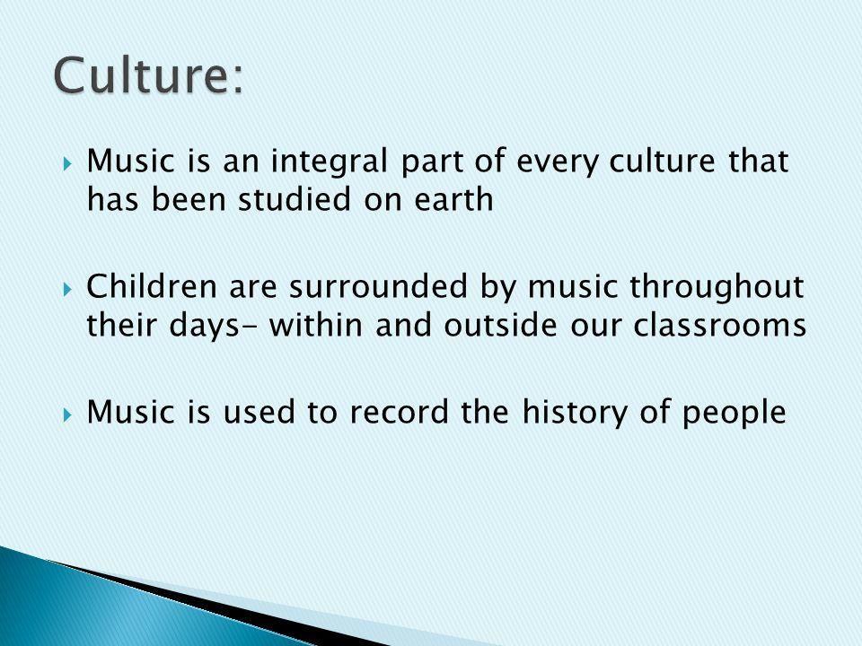  Music is a receptive art… ◦ Listen ◦ Read ◦ View  Music is an expressive art… ◦ Sing ◦ Play ◦ Write