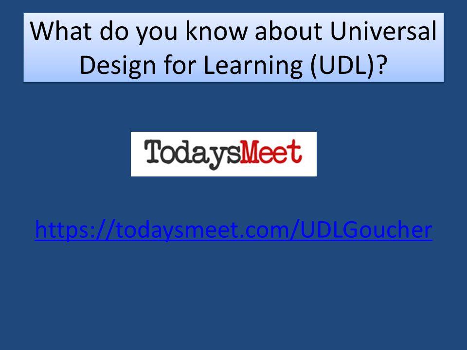 UDL Tools: AT Match-Up Tool MSHA, October 2012 http://marylandlearninglinks.org/3815