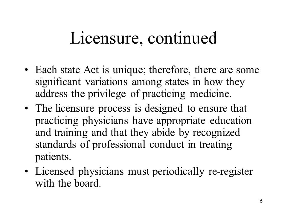 57 ABPN Procedures, continued Reinstatement of ABPN Diplomate Status Physician notifies Board in writing that all licenses are now full and unrestricted Credentials staff review documentation from applicable state licensing board(s) If approved, diplomate is assigned a new certificate number and sent a new certificate All certificates will be 10-year, time-limited certificates, regardless of the certificate previously held