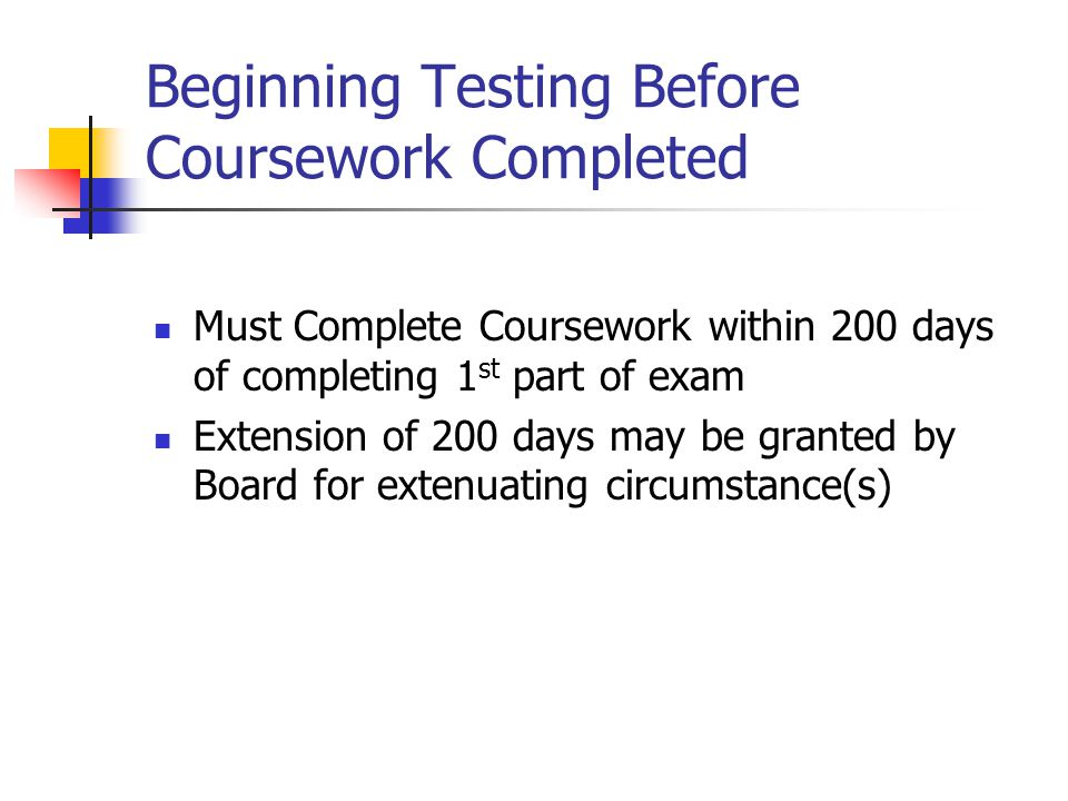 Players In the CPA Exam AICPA Designs, Prepares and Scores Exam NASBA Evaluates Credentials and Approves Candidates to Sit for Exam Prometric Provides Scheduling and Physical Facilities for Exam