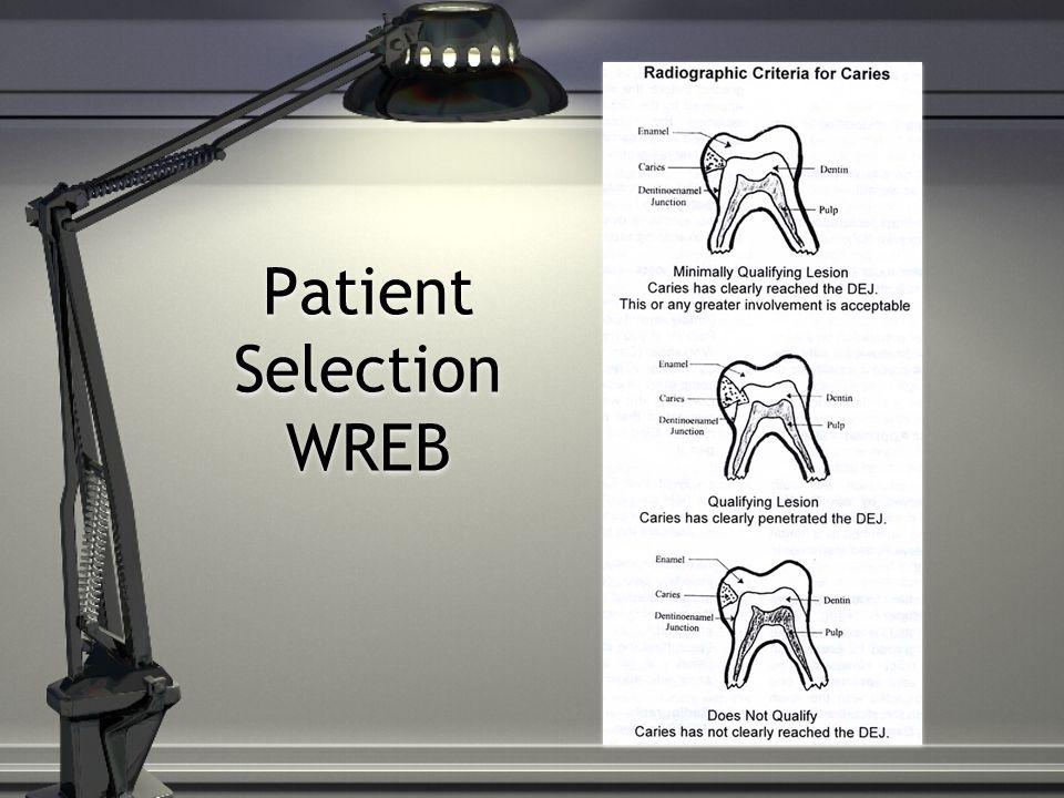 Patient Selection WREB