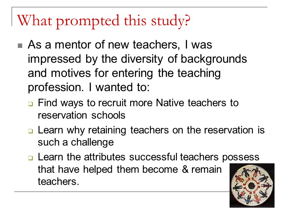 The Problem Recruiting and retaining good teachers for high-needs schools is a challenge.