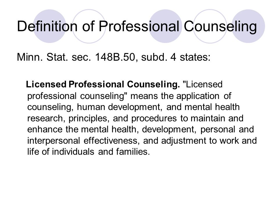 LPC to LPCC Conversion Application Method: Available through 8/1/2011; Requires active LPC licensure in MN; 24 clinical coursework credits with 6 specified subjects included, from any appropriate graduate coursework completed; and 4,000 hours of supervised professional practice pre-licensure.