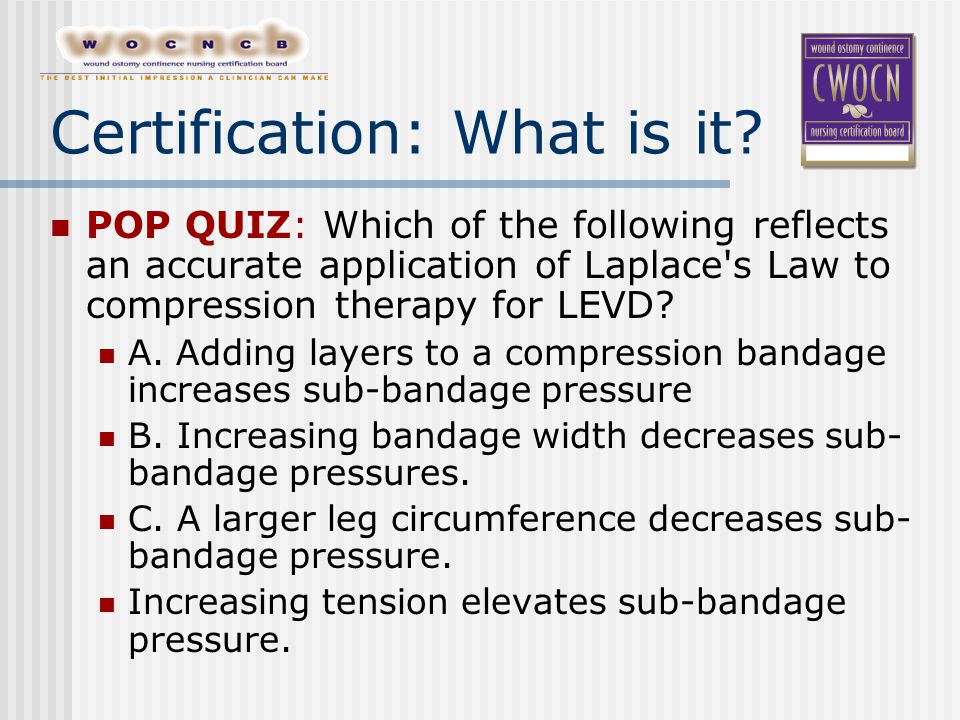 Certification: What is it.