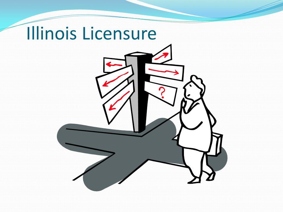 Illinois Licensure