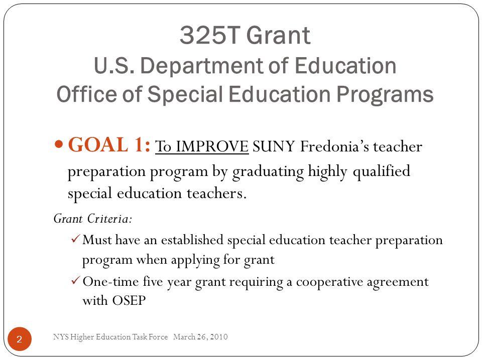 325T Grant U.S.