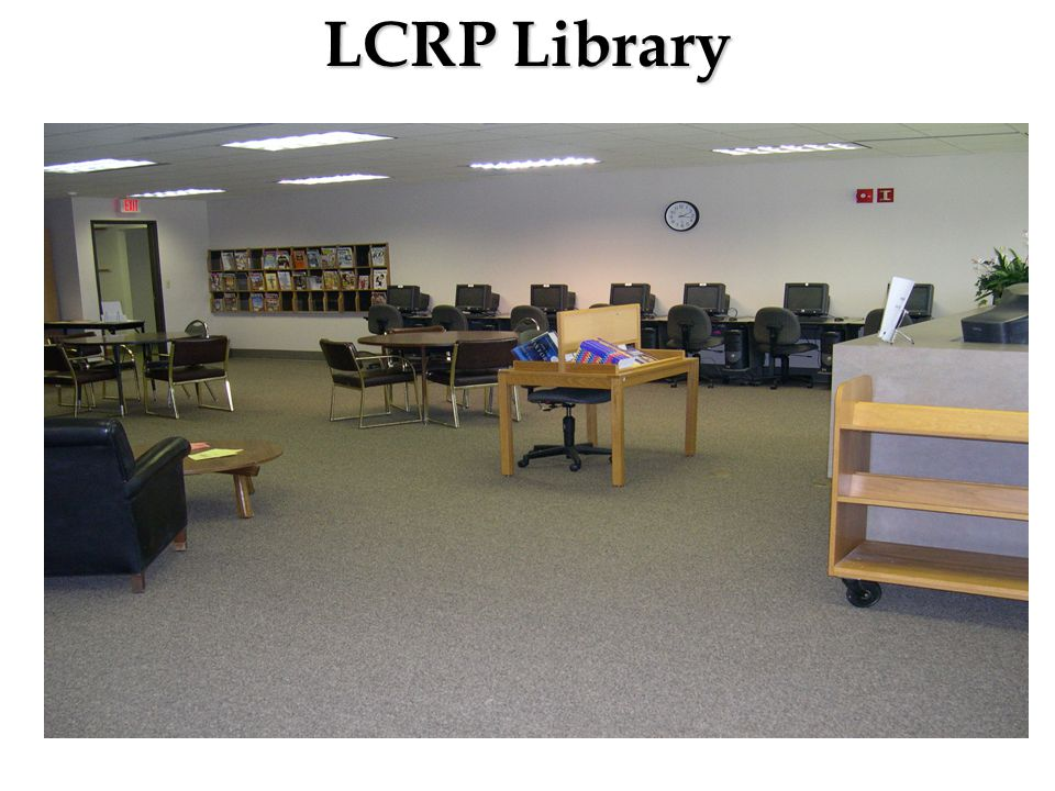 LCRP Library