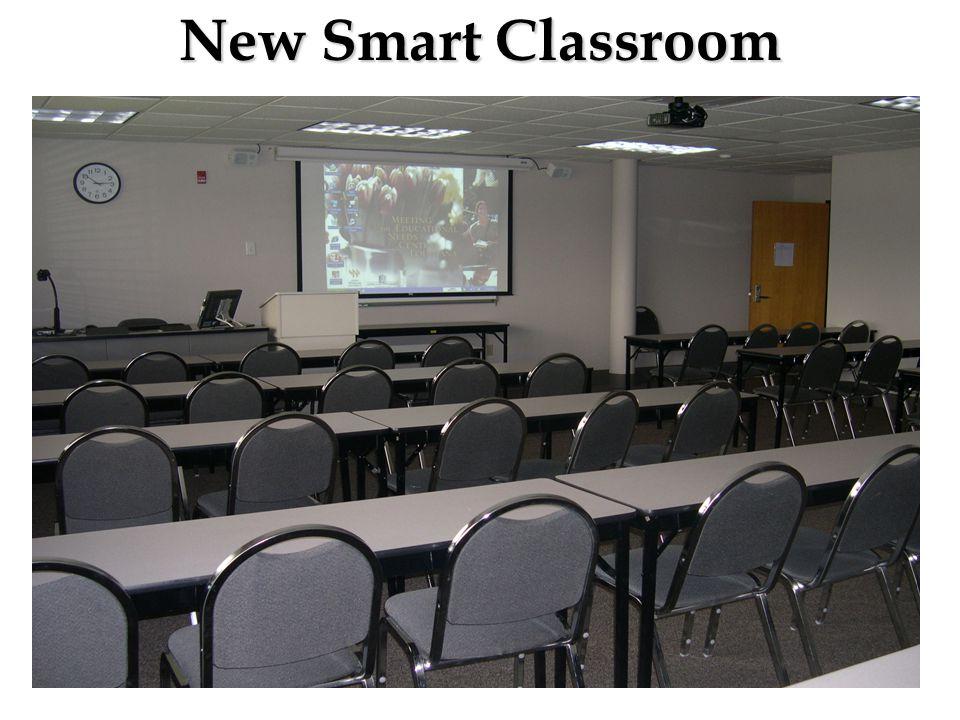 New Smart Classroom