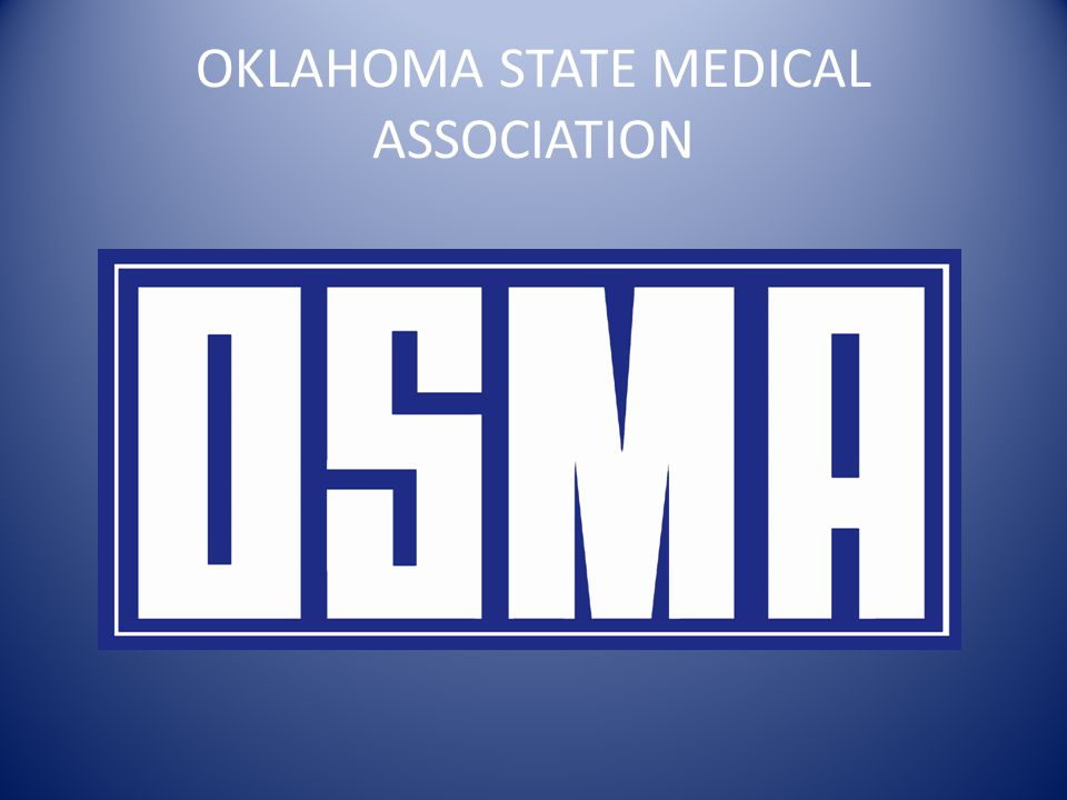 OKLAHOMA STATE MEDICAL ASSOCIATION